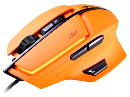 Мышь Cougar 600M, оранжевая, вид 1