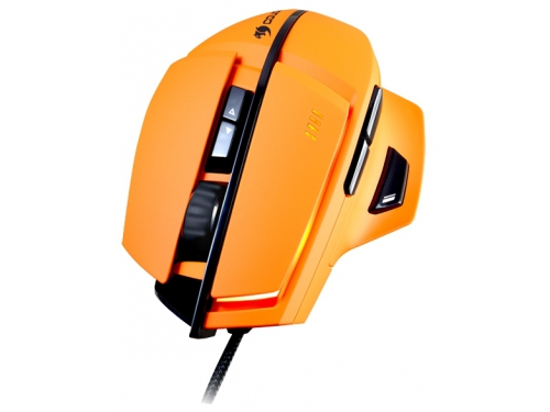 Мышь Cougar 600M, оранжевая, вид 4