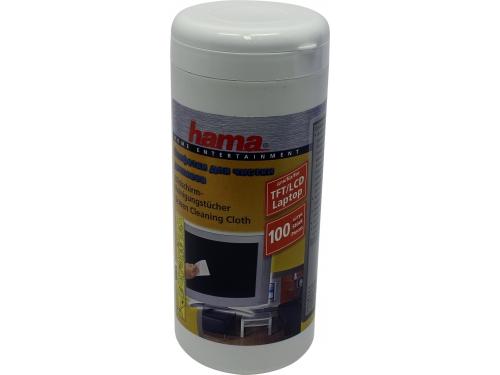 Аксессуар к бытовой технике Hama R1095850 чистящие салфетки, вид 1
