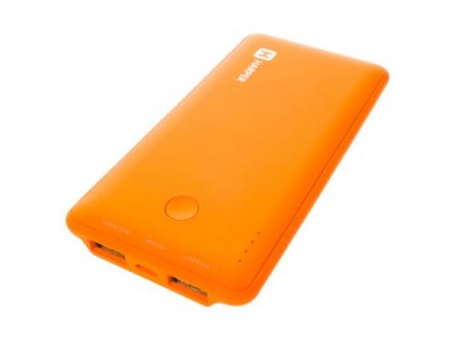 Аксессуар для телефона Внешний аккумулятор Harper PB-6001 (6000 mAh), оранжевый, вид 2
