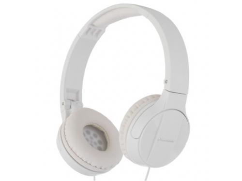 Наушники Pioneer SE-MJ503-W, белые, вид 1