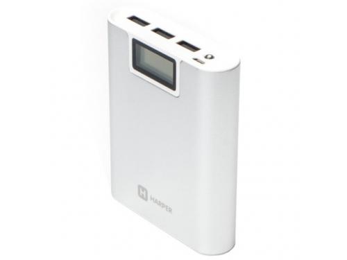 Аксессуар для телефона Внешний аккумулятор Harper PB-2010, белый, вид 1
