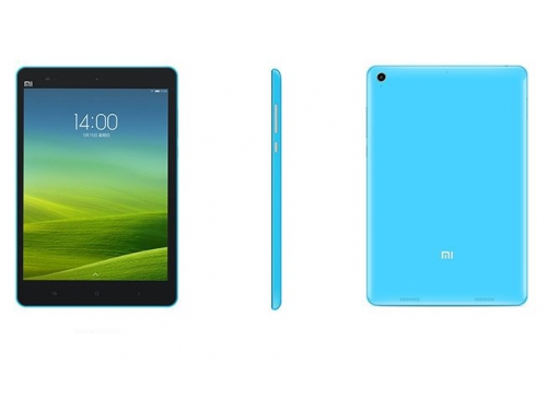 Планшет Xiaomi MiPad 16GB, голубой, вид 3