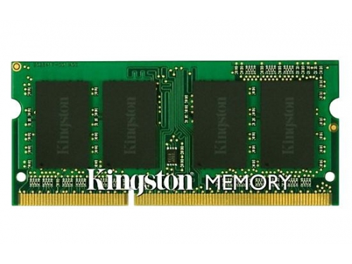 Модуль памяти Kingston KVR16S11S6/2 (DDR3, 1x 2Gb, 1600 MHz, CL11-11-11, SO-DIMM), вид 1