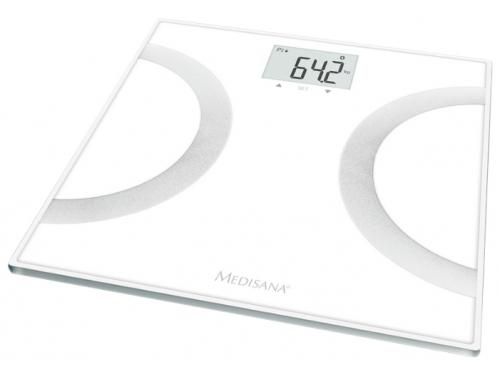 Весы напольные Medisana BS 445 Connect (40441), белые, вид 1
