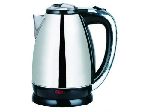 Чайник электрический Jarkoff JK-200BK, черный, вид 1