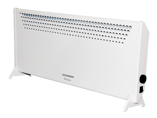 Обогреватель HYUNDAI H-HV12-10-UI703, белый, вид 1