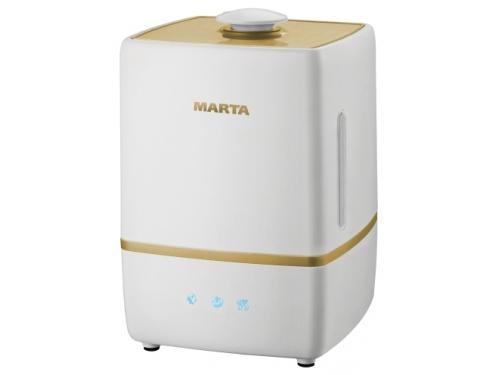 Увлажнитель воздуха Marta MT-2669, светлый янтарь, вид 1