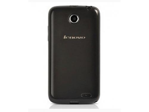 Чехол для смартфона Lenovo для смартфона Lenovo A516 чёрный, вид 2