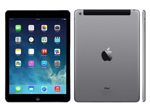 ������� Apple iPad Air 16�� MD791RU/B Wi-Fi + Cellular Gray, ��� 1