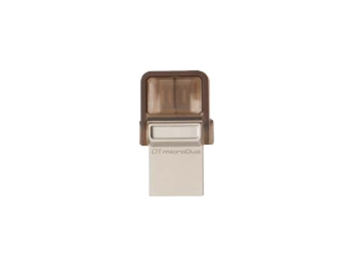 Usb-флешка Kingston DataTraveler microDuo 16GB, вид 1