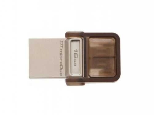 Usb-флешка Kingston DataTraveler microDuo 16GB, вид 2