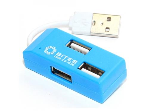 USB-концентратор 5bites HB24-201BL BLUE, вид 1