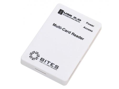 Устройство для чтения карт памяти 5bites RE2-101WH USB2.0 WHITE, вид 1