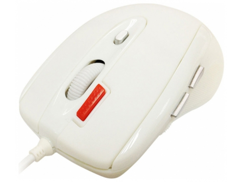 Мышка CBR CM 377 White USB, вид 1