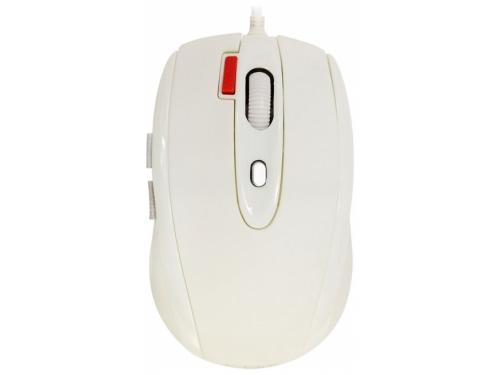 Мышка CBR CM 377 White USB, вид 3
