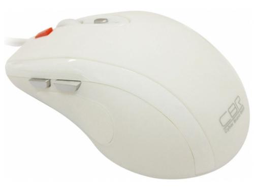 Мышка CBR CM 377 White USB, вид 2