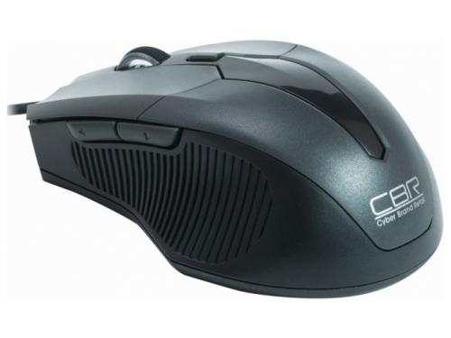 Мышка CBR CM 301 Grey USB, вид 2