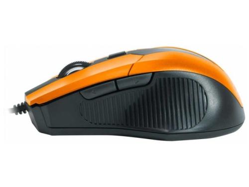 Мышка CBR CM 301 Orange USB, вид 1