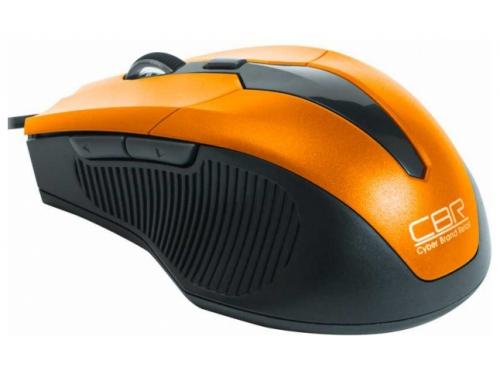 Мышка CBR CM 301 Orange USB, вид 2