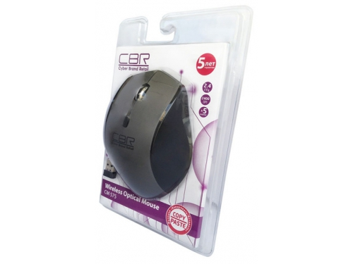 ����� CBR CM 575 Black USB, ��� 3