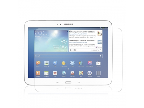 Защитная пленка для планшета LaZarr Anti-glare Антибликовая для Samsung Galaxy Note 10.1 2014 edition SM-P6010, вид 1