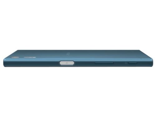 Смартфон Sony Xperia XZ F8331, Forest Blue, вид 2