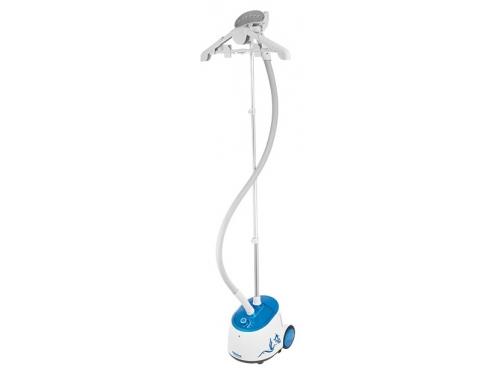 Пароочиститель-отпариватель Endever Odyssey Q-306, белый / синий, вид 1