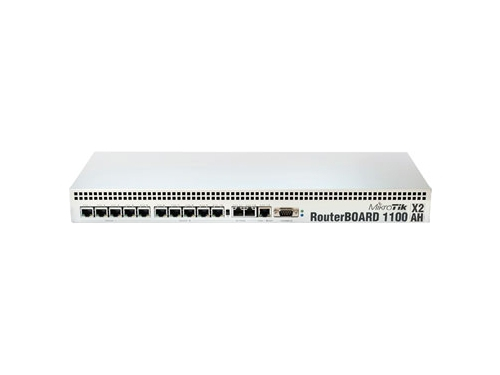 Роутер Mikrotik RouterBOARD 1100AHx2, вид 1