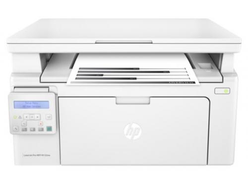 МФУ HP LaserJet Pro M132nw, белое, вид 1