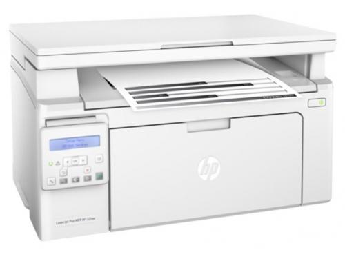 МФУ HP LaserJet Pro M132nw, белое, вид 2