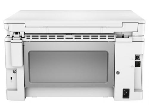 МФУ HP LaserJet Pro M132nw, белое, вид 4