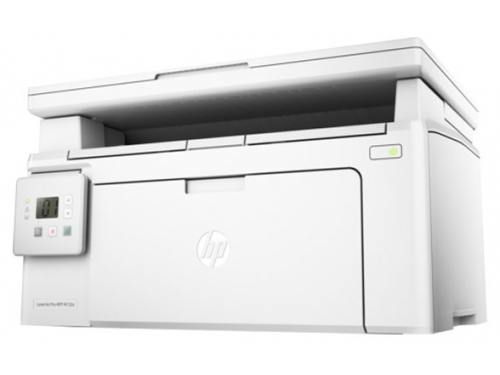 МФУ HP LaserJet Pro M132a, белое, вид 1