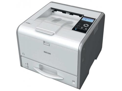 Лазерный ч/б принтер Ricoh SP 3600DN (настольный), вид 1