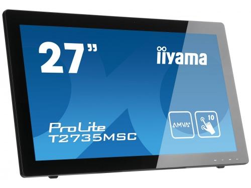Монитор Iiyama T2735MSC-B2, вид 1
