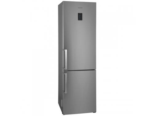 Холодильник Samsung RB37J5350SS, серебристый, вид 1