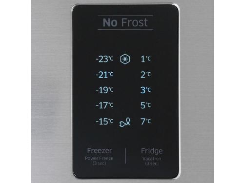 Холодильник Samsung RB37J5350SS, серебристый, вид 2