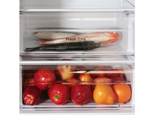 Холодильник Samsung RB37J5350SS, серебристый, вид 5