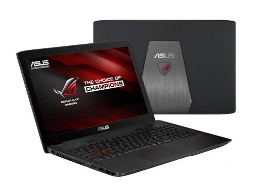 Ноутбук ASUS ROG GL552VW , вид 1
