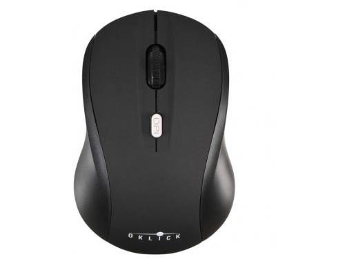 Мышь Oklick 415MW USB черная, вид 4