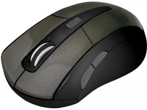 Мышь Defender Accura MM-965, коричневая, вид 2
