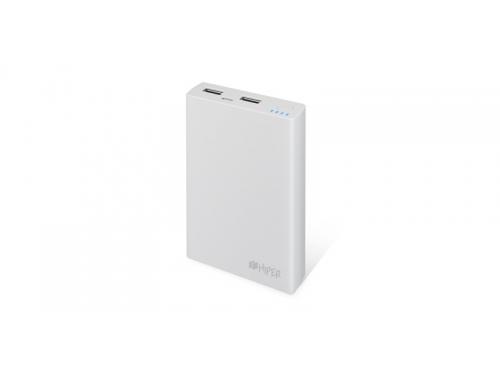 Аккумулятор универсальный Внешний аккумулятор Hiper RP8500, белый, вид 1