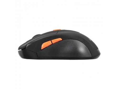 Мышь Oklick 585MW USB черная, вид 2
