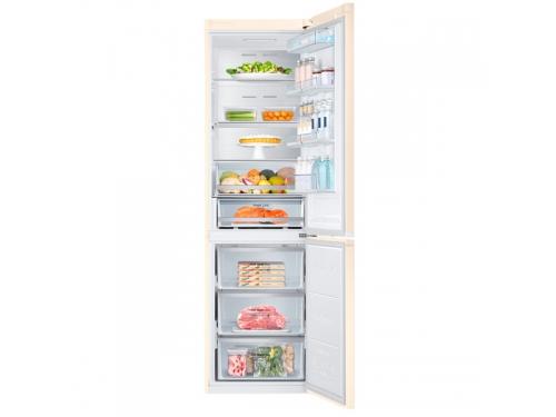 Холодильник Samsung RB41J7861EF, с нижней морозильной камерой, вид 3