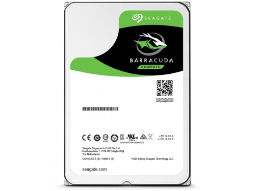 Жесткий диск Seagate ST500LM030 (HDD 2,5, 500 Gb, 5400 rpm, 128 mb cache), вид 2