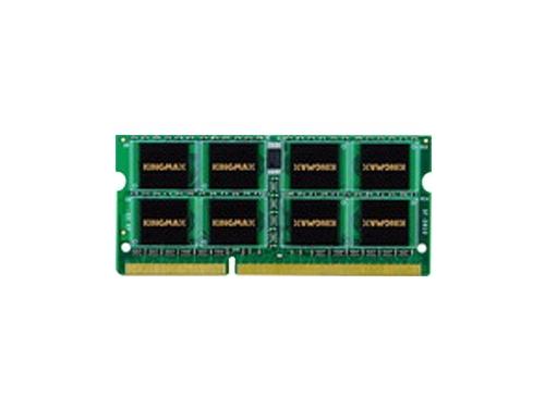 Модуль памяти DDR3 2Gb 1600MHz, Kingmax 2048/1600 RTL PC3-12800 SO-DIMM 204-pin, вид 1