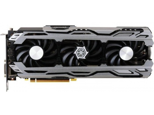 Видеокарта GeForce INNOVISION PCI-E NV iChill GTX1080 X3 8192Mb 256b DDR5X C108V3-2SDN-P6DNX, вид 2
