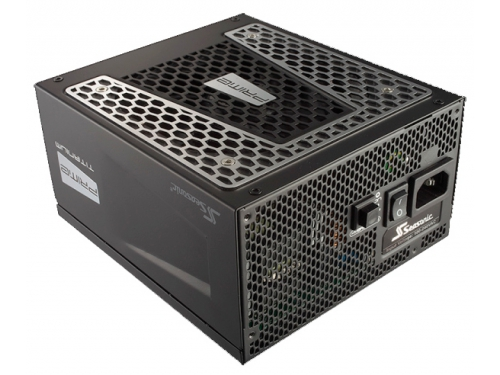 Блок питания Seasonic ATX 650W PRIME TITANIUM SSR-650TD 80+ platinum (24+4pin) APFC 140mm fan 10xSAT, вид 2