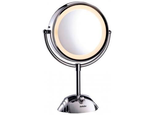 Настольное зеркало Babyliss 8438E, нержавеющая сталь, вид 1
