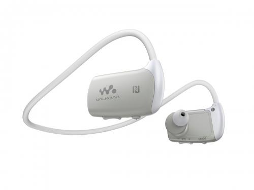 Аудиоплеер Sony Walkman NW-WS613 4 ГБ, белый, вид 1